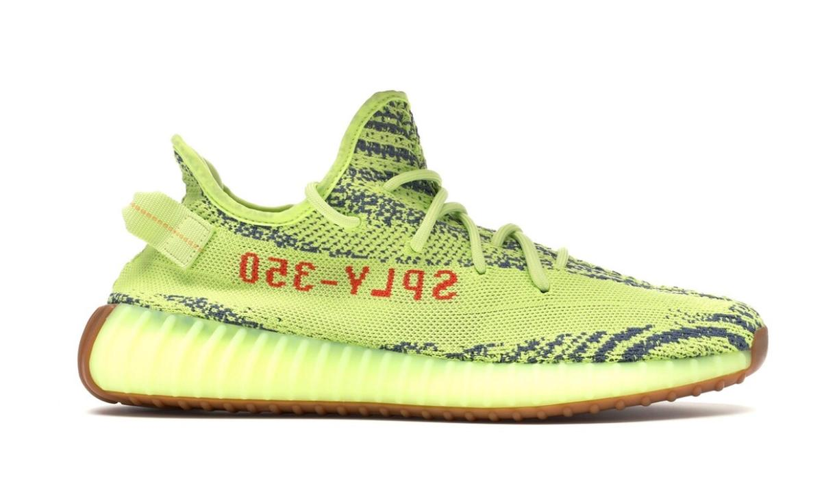 1f9be964dff adidas Yeezy Boost 350 V2 Semi Frozen Yellow in N18 Enfield for ...