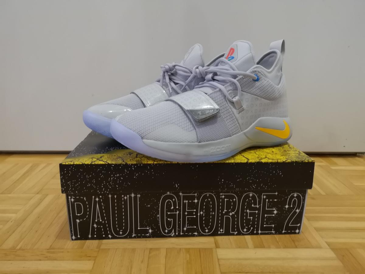 NIKE PG 2.5 X PLAYSTATION LIMITIERT, GR 44,5 in 71034