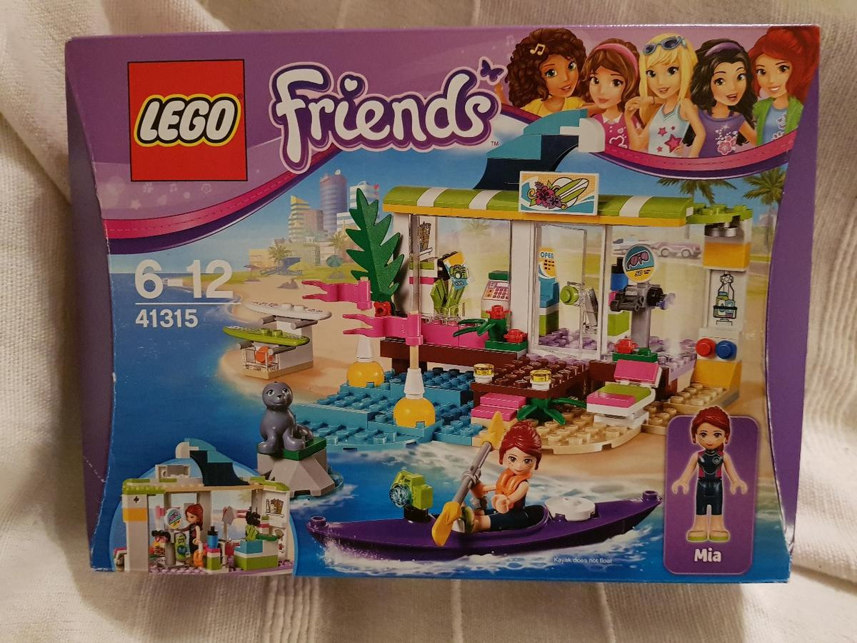 Lego Friends Christmas Sets.Brand New Lego Friends Set 41315
