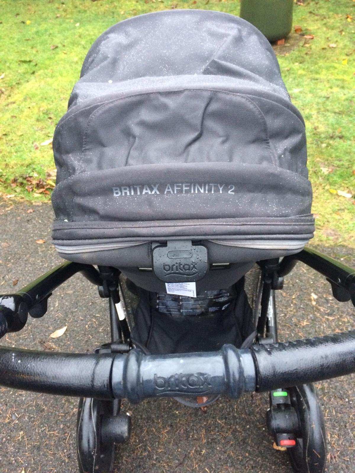 Britax Affinity 2 Stroller Carrycot In Wd23 Hertsmere For 80 00