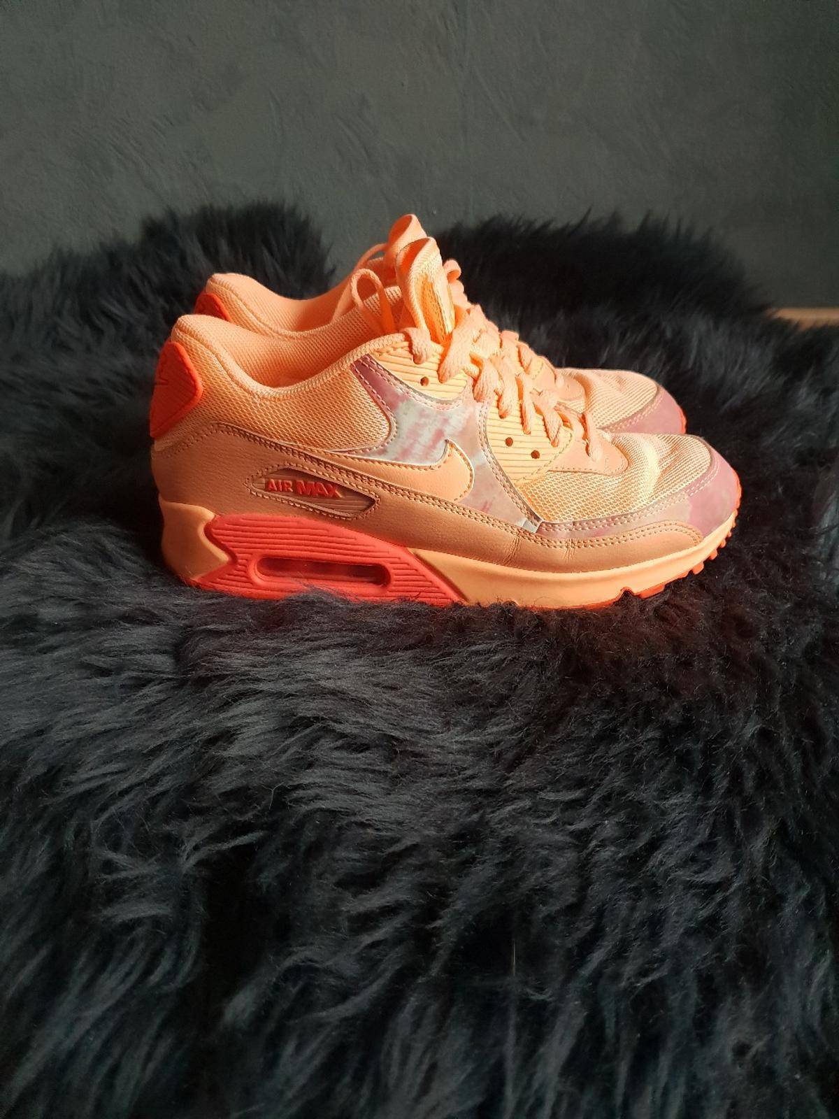 Nike air max 90 Damen lachs orange 39 in 74074 Heilbronn for