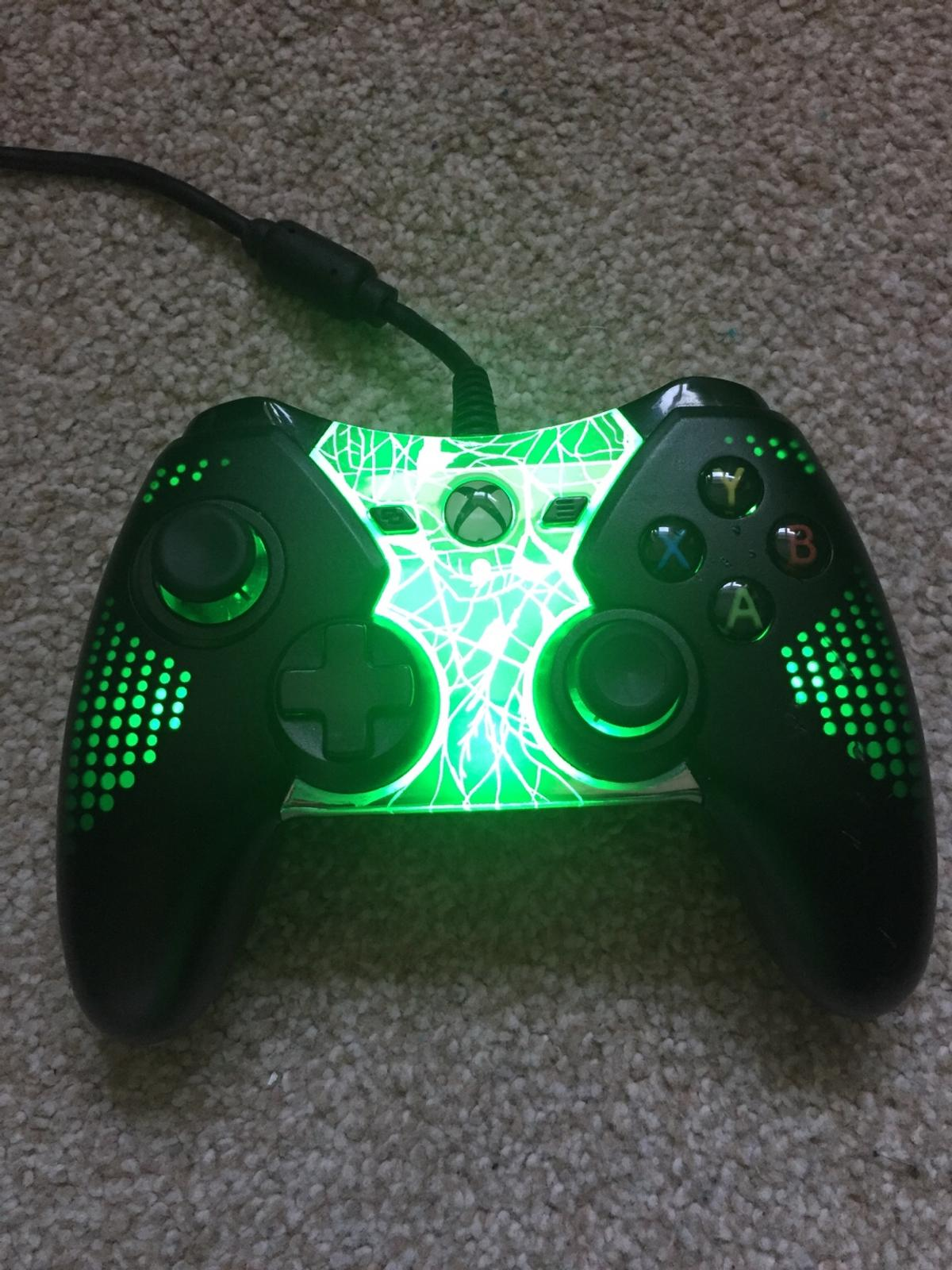 Custom Chrome Xbox One Wired Controller In Aylesbury For 20 00