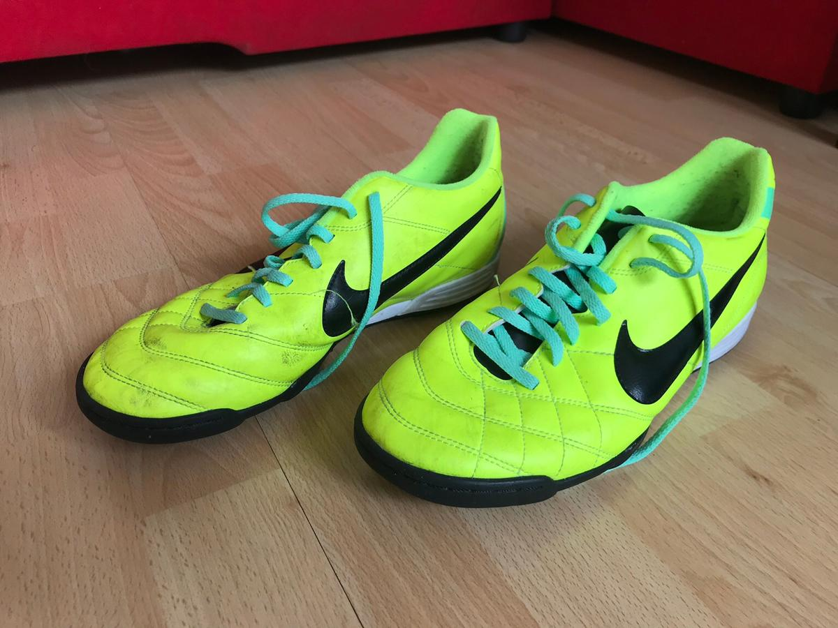 2221cb80687 Nike tiempo soccer trainers in PE2 Peterborough for £5.00 for sale ...
