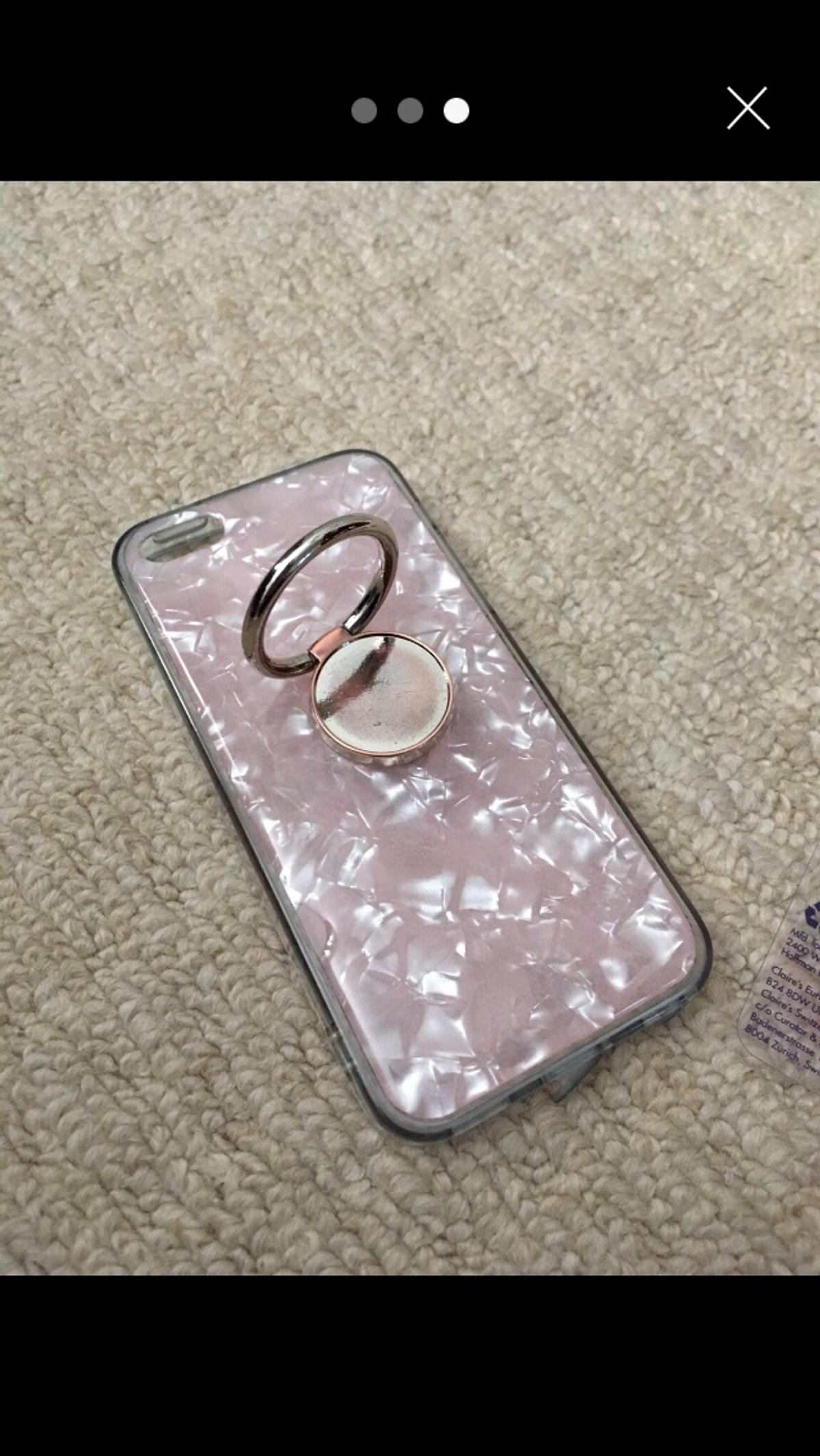 huge selection of 6869f e0946 Claire's iPhone 5/5s/se phone case
