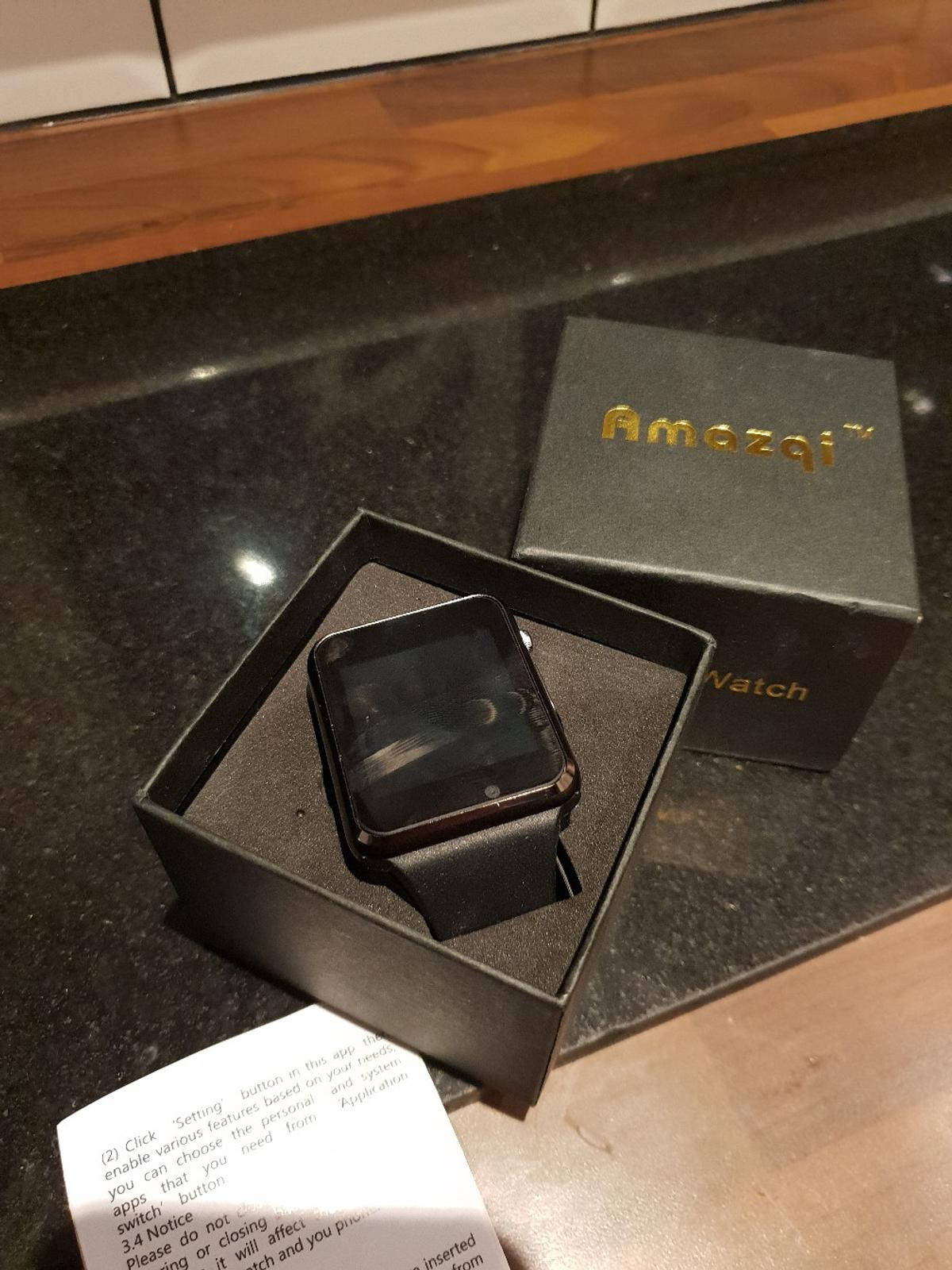 amazqi smart watch in DL3 Darlington for £30 00 for sale
