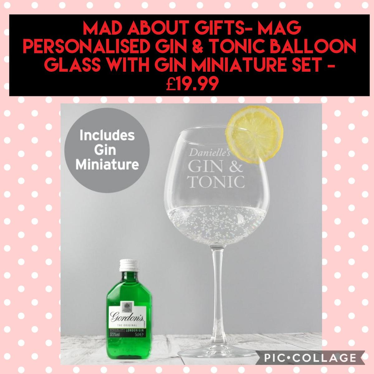 personalised alcohol gifts