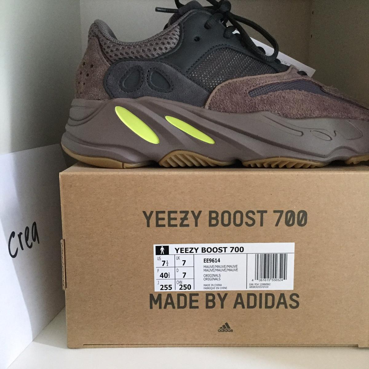 New Adidas Yeezy Boost 700 Mauve