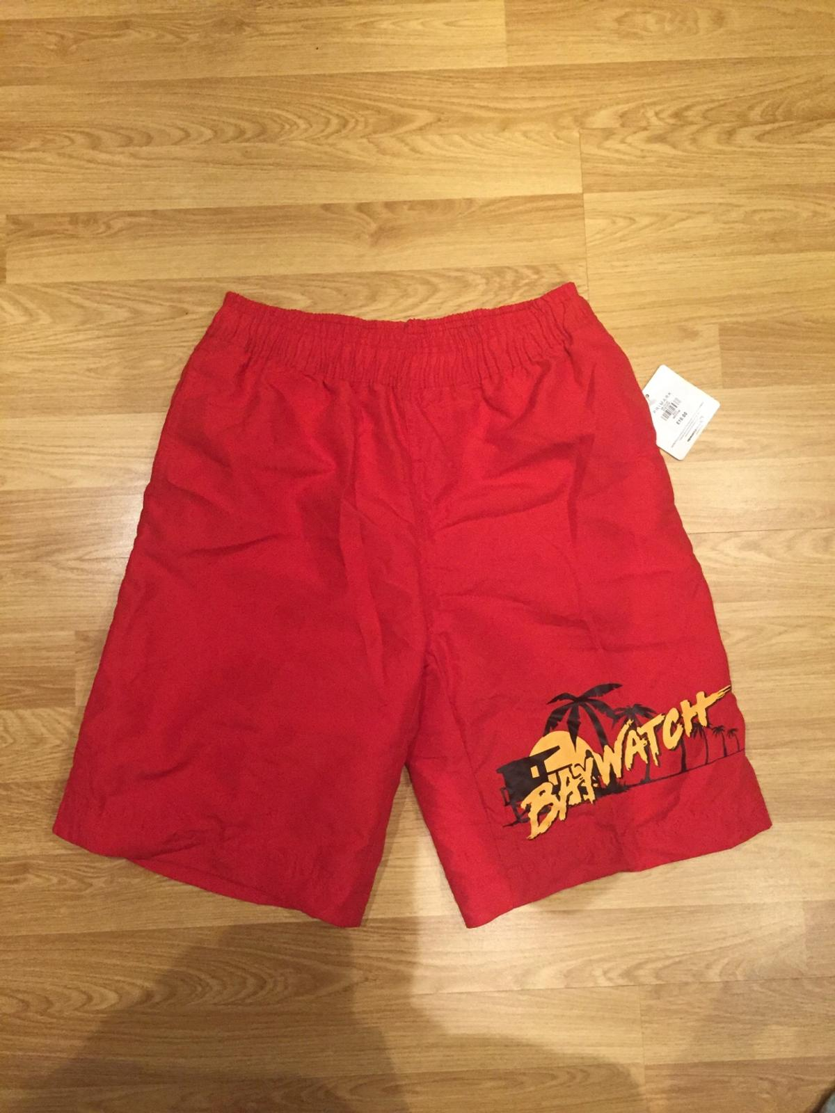 4fa4232730 Mens baywatch lifeguard shorts (M) in Chetwynd Aston for £5.00 for ...