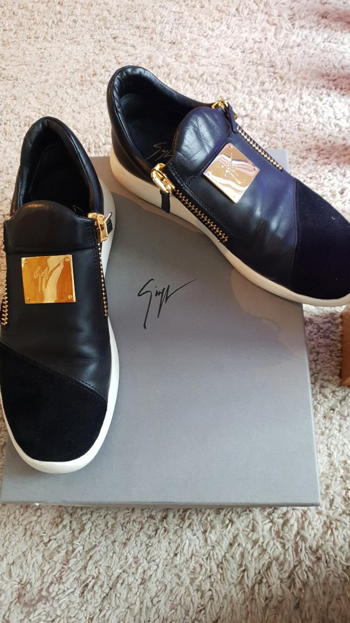 new images of wholesale outlet unique design Giuseppe zanotti trainers