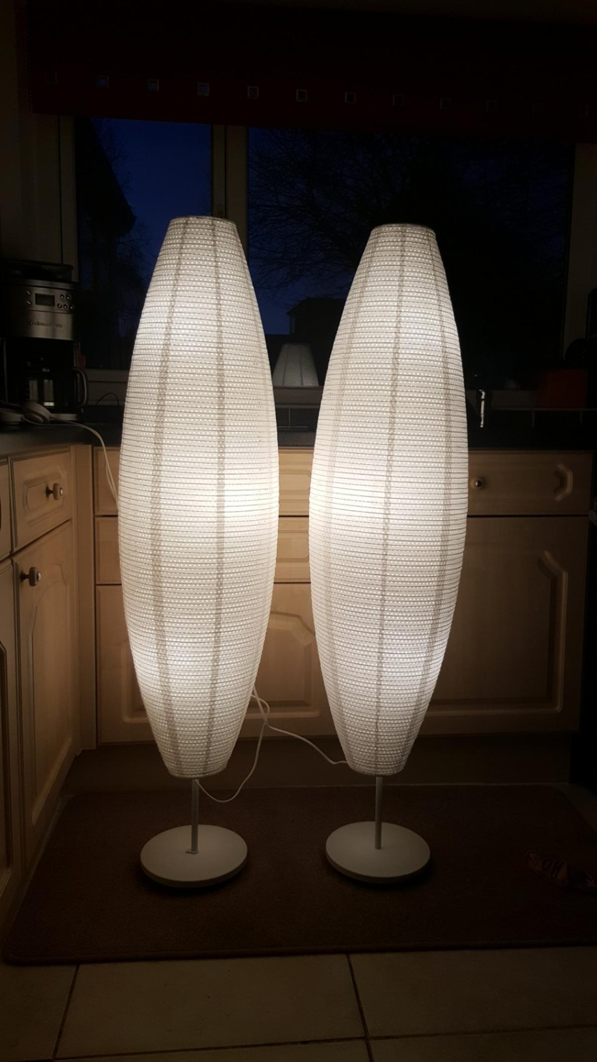 Pair Of Ikea Floor Lamps In Ng16 Ashfield For 30 00 For Sale Shpock