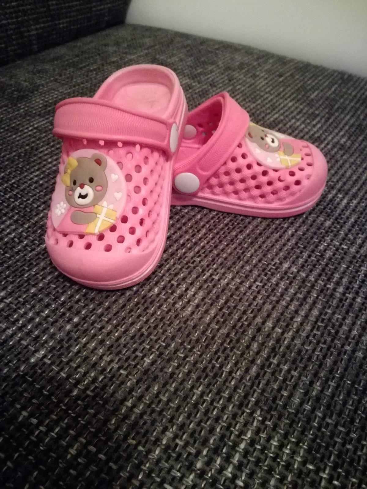 reputable site b2532 2cf5c Kinder Crocs Grösse 23