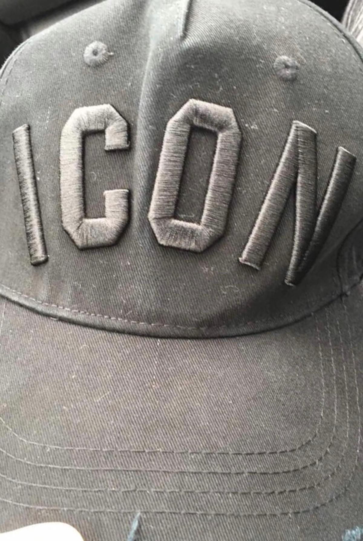 DSQUARED2 ICON HAT