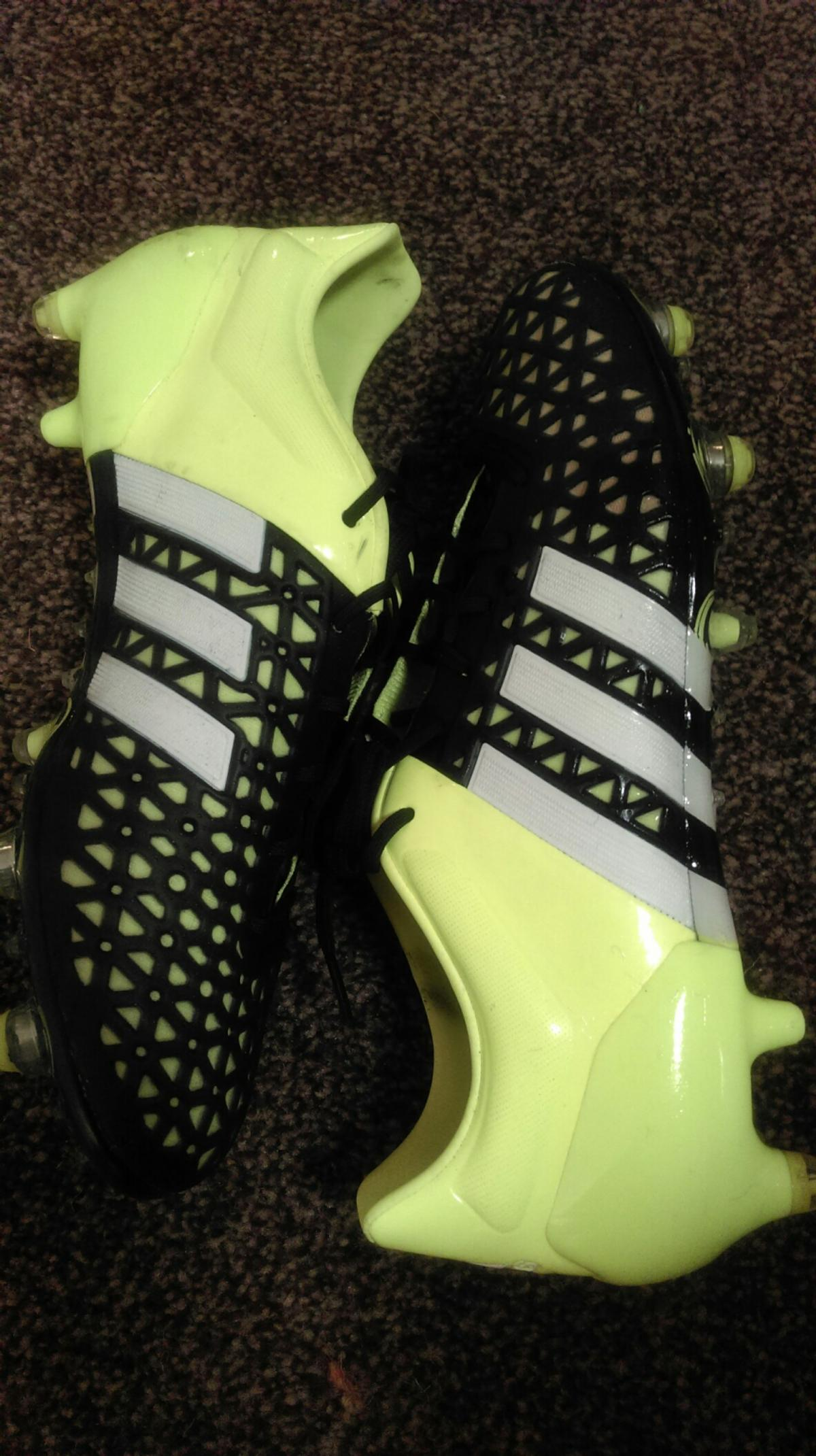 outlet store 73146 b6085 Adidas ACE 15.1 SG, football boots (size 6.5) in M21 ...