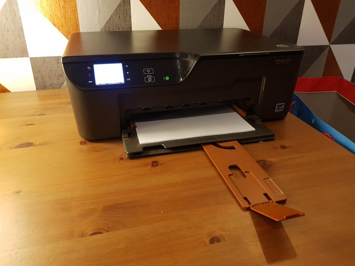 hp 3520 all in one printer