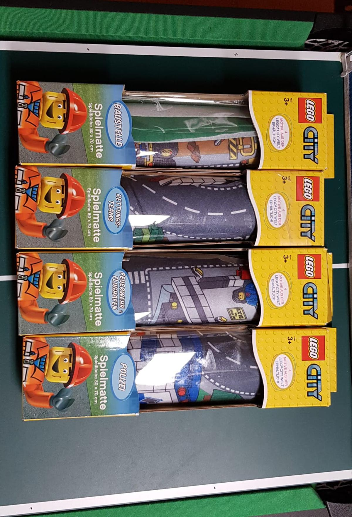 Lego City Spielteppich In 9500 For 5000 For Sale Shpock