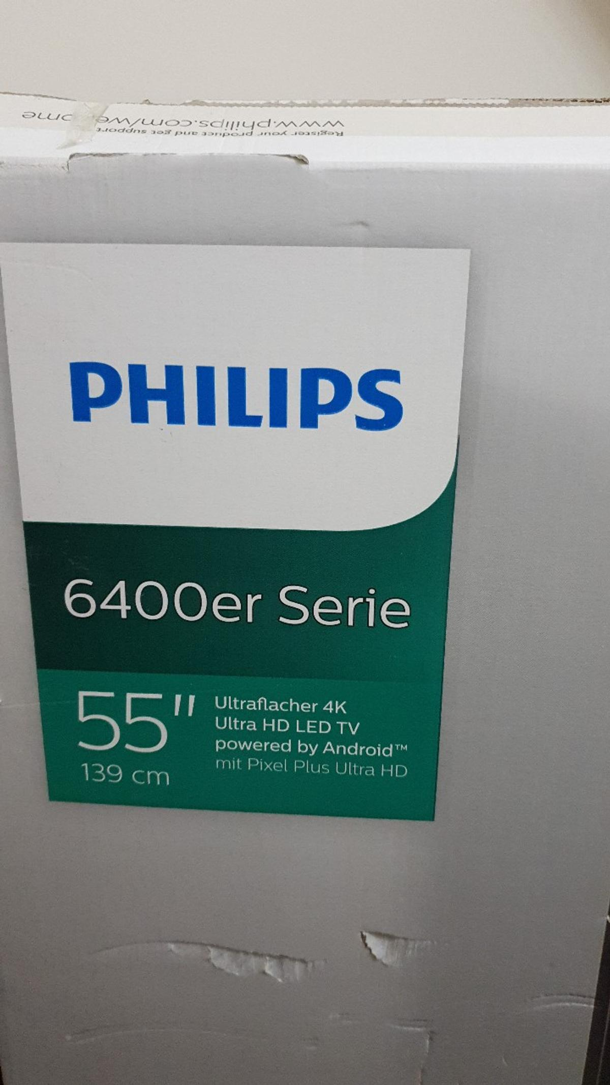 phillips 55inch 4k HD smart android tv in B20 Birmingham for