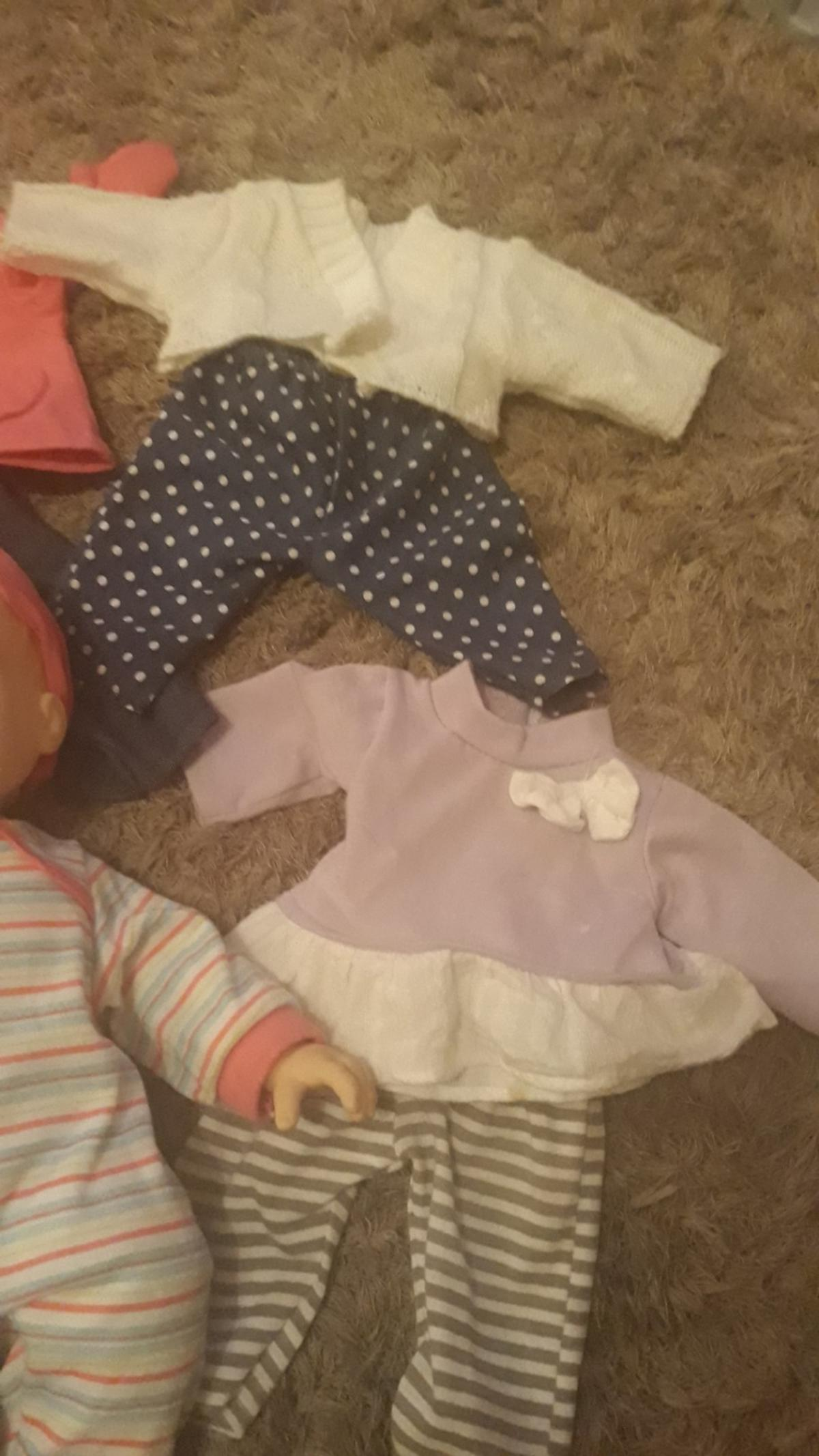 talking doll and clothes in LE3 Blaby für £ 7,00 kaufen - Shpock