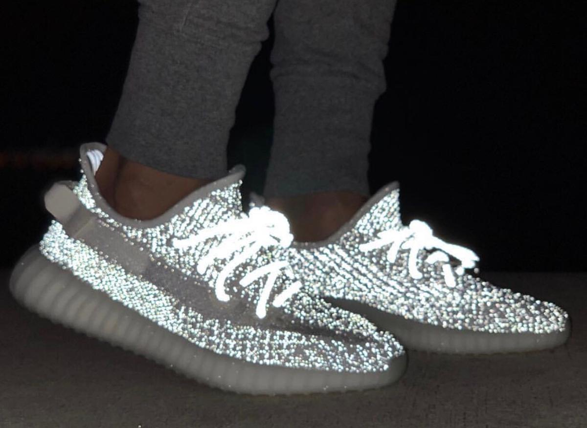 super popular e5846 42667 YEEZY BOOST 350 V2 STATIC 3M REFLECTIVE
