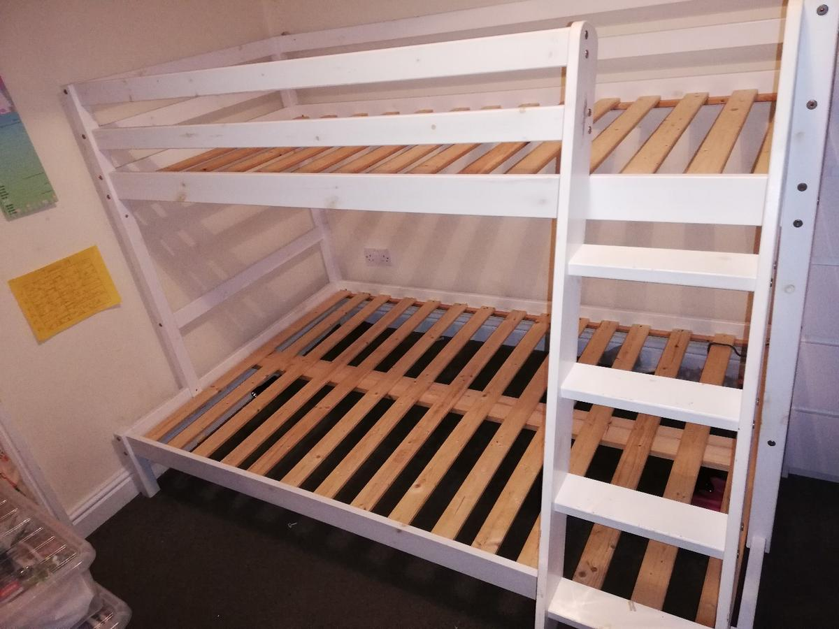 Triple Sleeper Bunk Bed In Bl1 Bolton For 80 00 For Sale Shpock