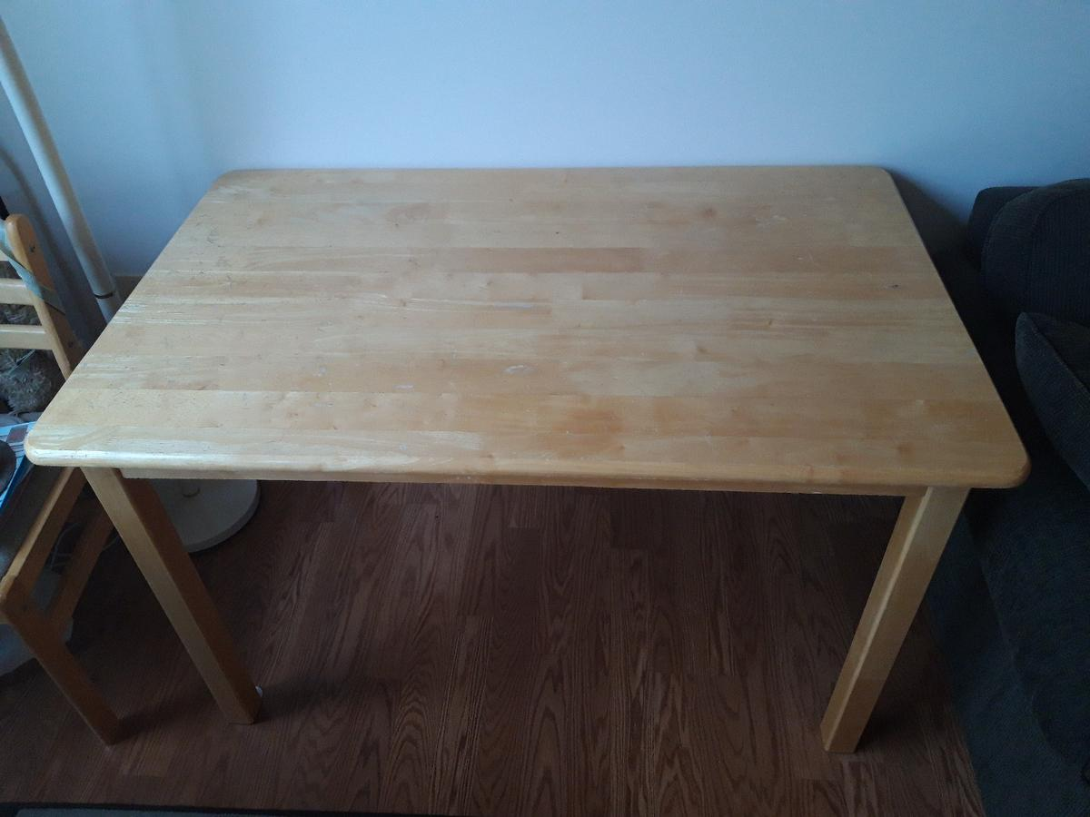 Table for meals or desk