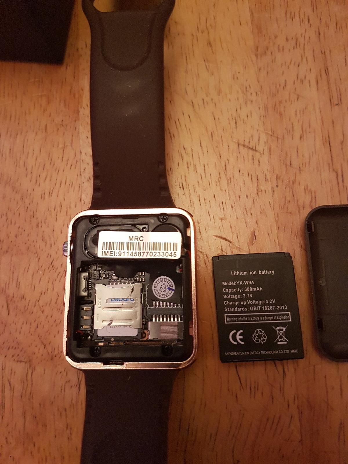 amazqi smart watch in Broxbourne for £100 00 for sale - Shpock