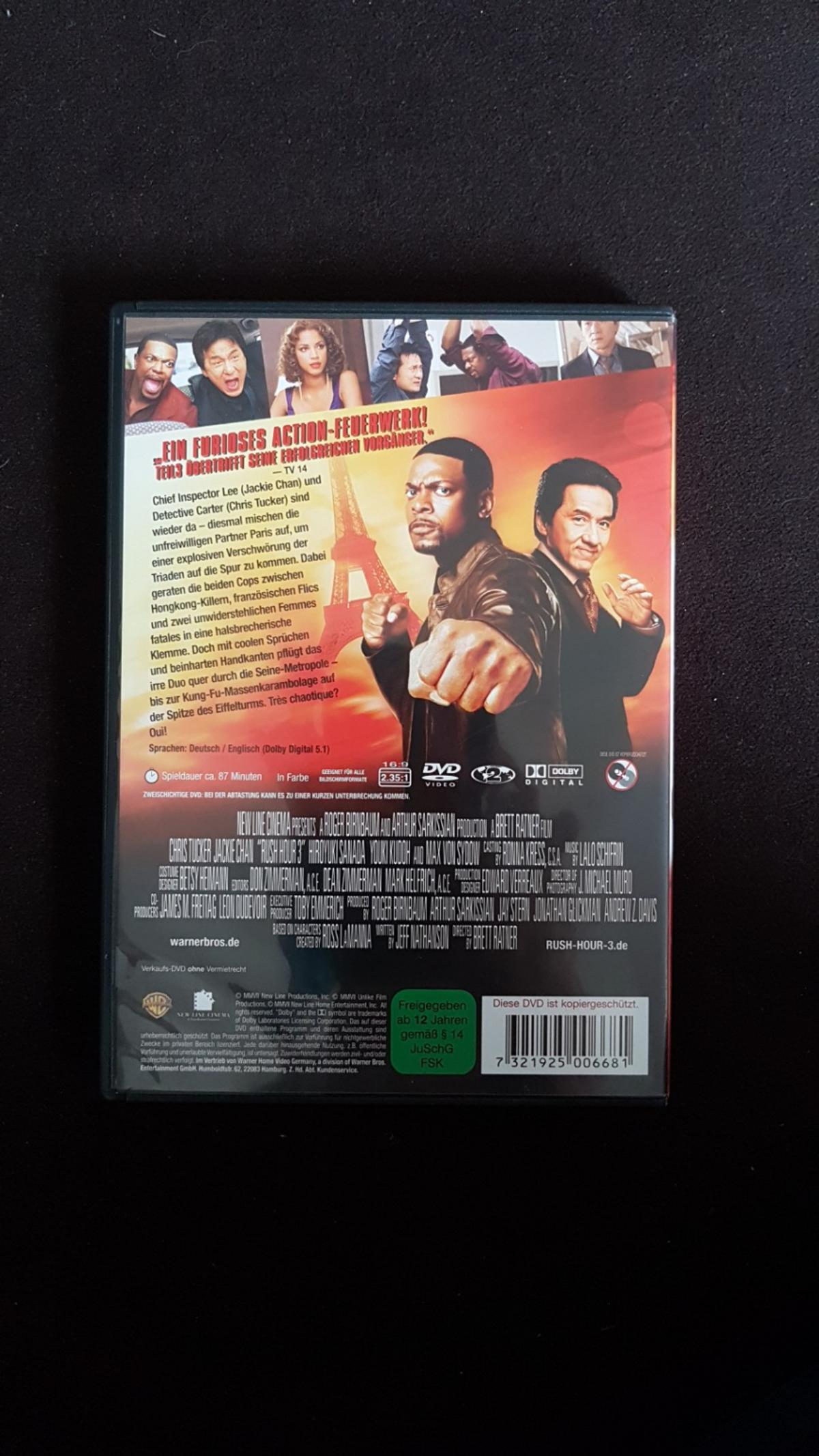 Rush Hour 4 Ganzer Film Deutsch