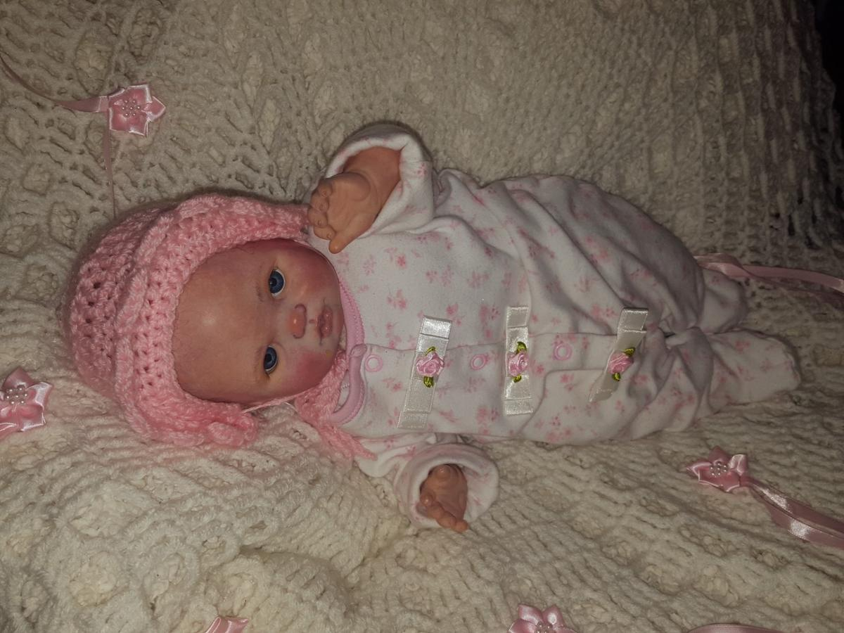 reborn baby girl in WS11 South Staffordshire for £50 00 for sale
