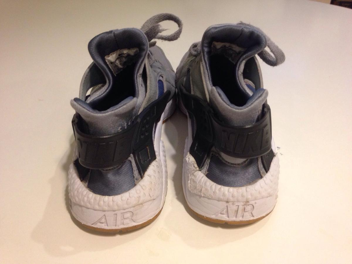 25c1839e48057 Nike Huarache s U.K. size 5 in N1 London for £5.00 for sale - Shpock