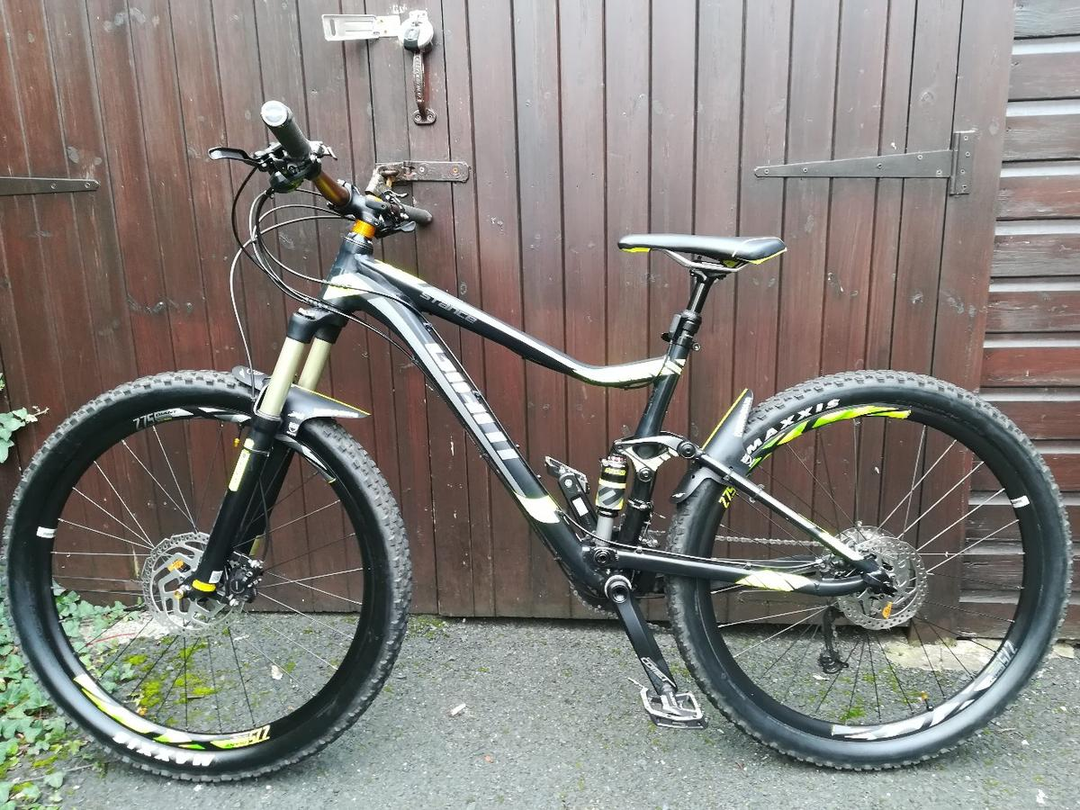 Mountain bike giant stance 2 in WS10 Walsall for £400 00 for
