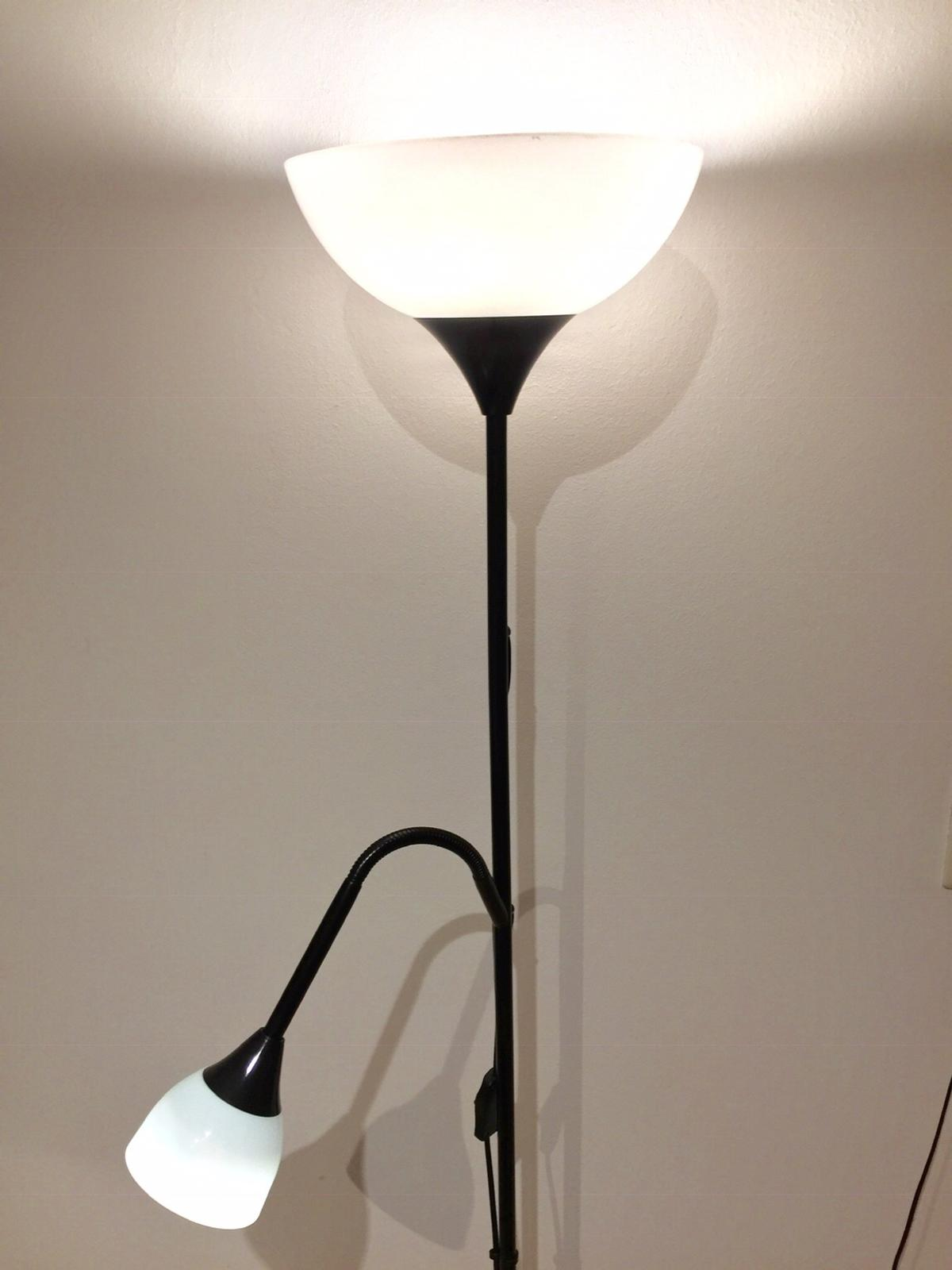 Ikea Stehlampe Mit Leselampe In 6330 Kufstein For 5 00 For Sale