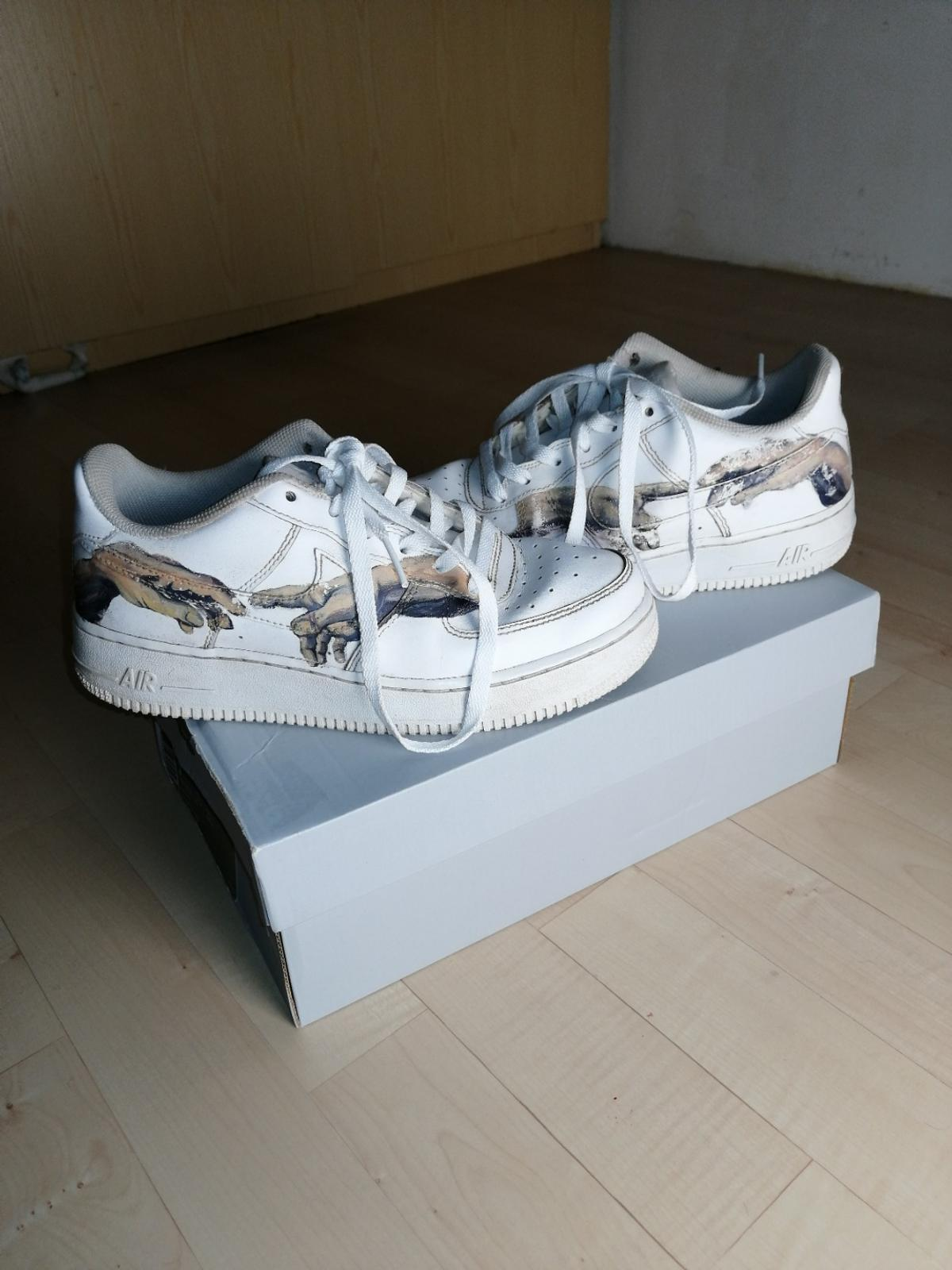 Nike Air force 1 customized Gr. 39 in 1120 KG Altmannsdorf
