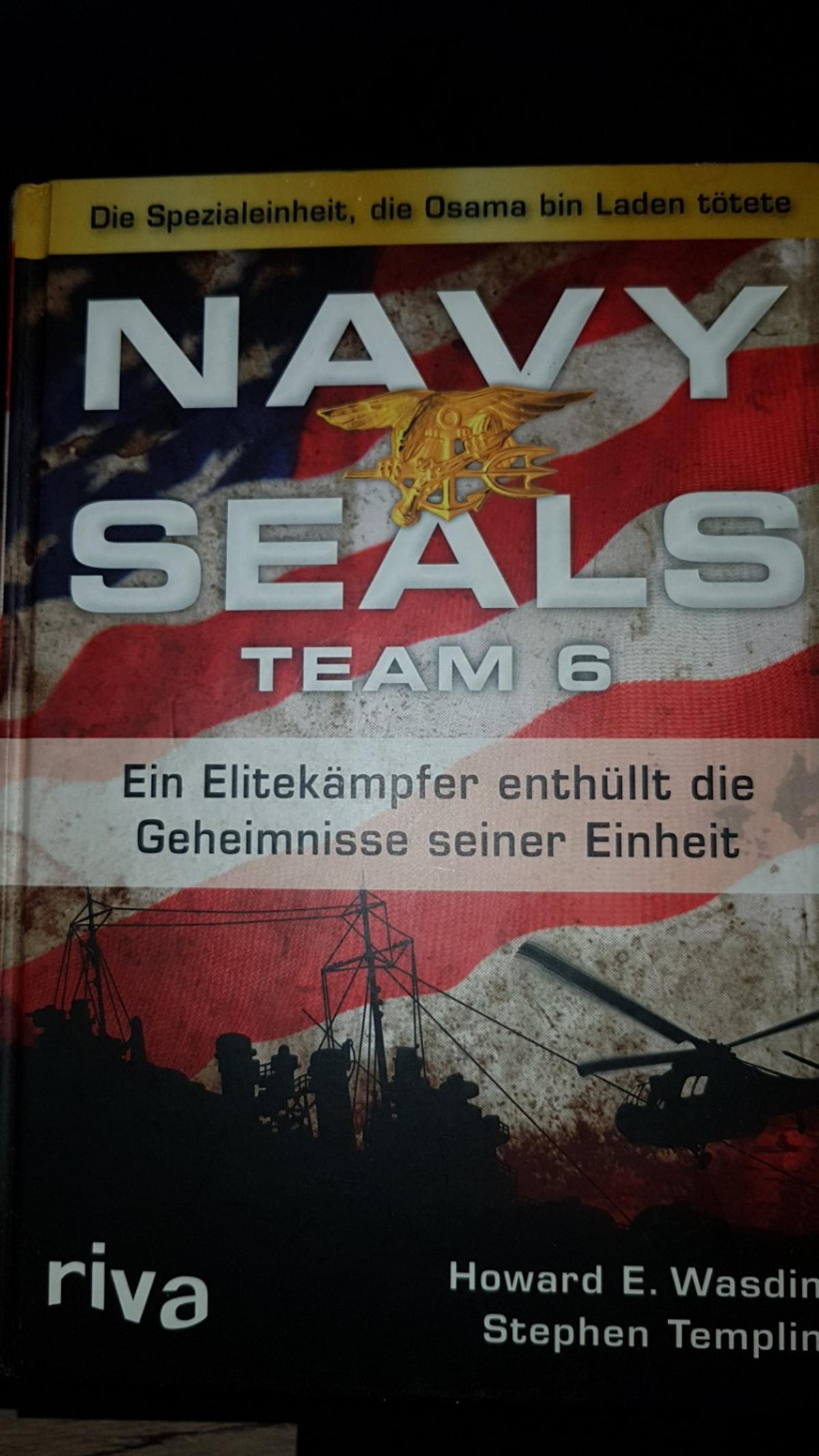 Seal Team 6 Book Bin Laden