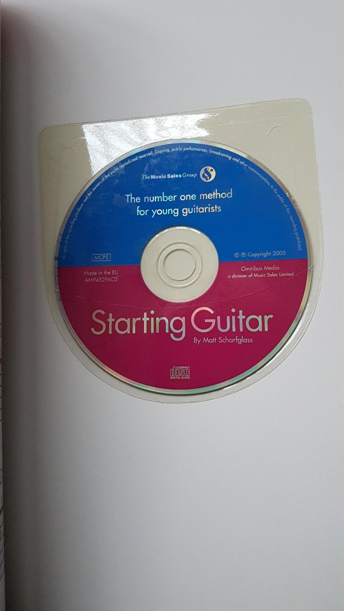 Learn guitar books x 2 in NG10 Erewash for £8 00 for sale