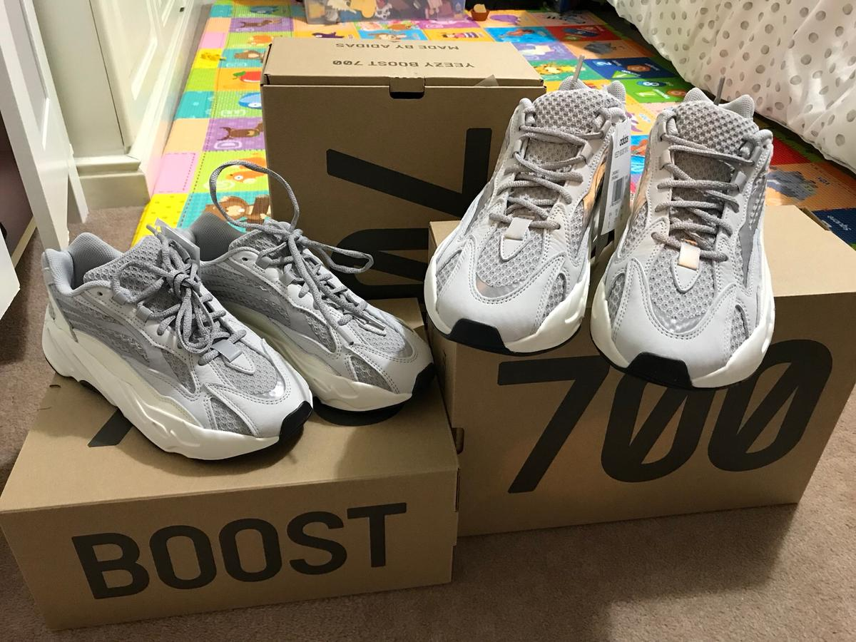 on sale 5d93d 6f976 Adidas Yeezy 700 static New