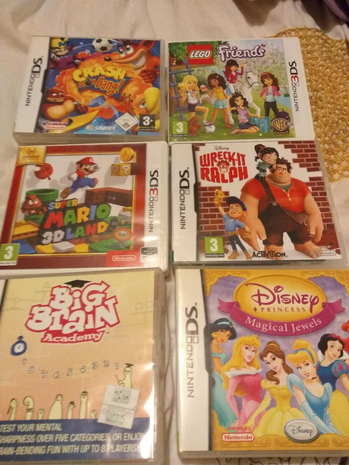 Nintendo Ds3ds Games In Np23 Ebbw Vale For 500 For Sale Shpock