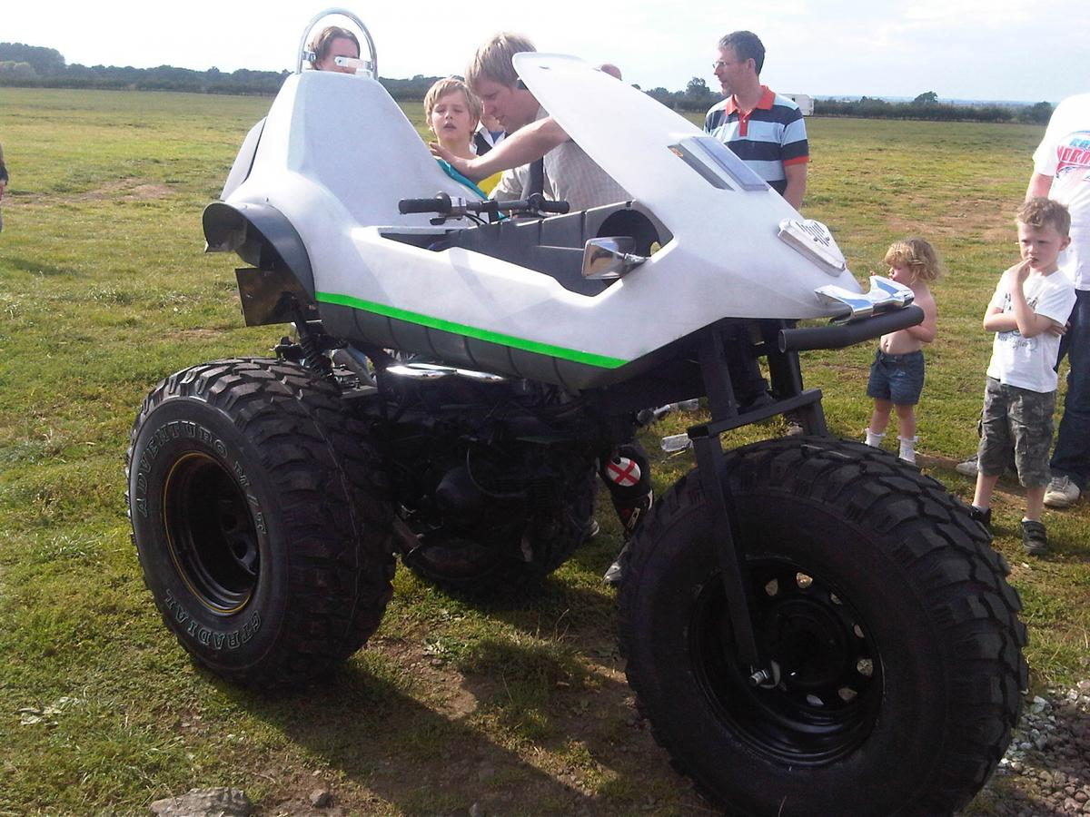 Sinclair C5 Monster Truck Not Road Legal In Bt38 Carrickfergus For 2 674 00 For Sale Shpock