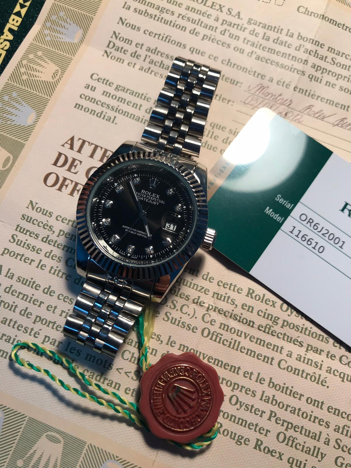 timeless design d4006 fafd4 Rolex Oyster Perpetual Datejust in 33080 Porcia for ...
