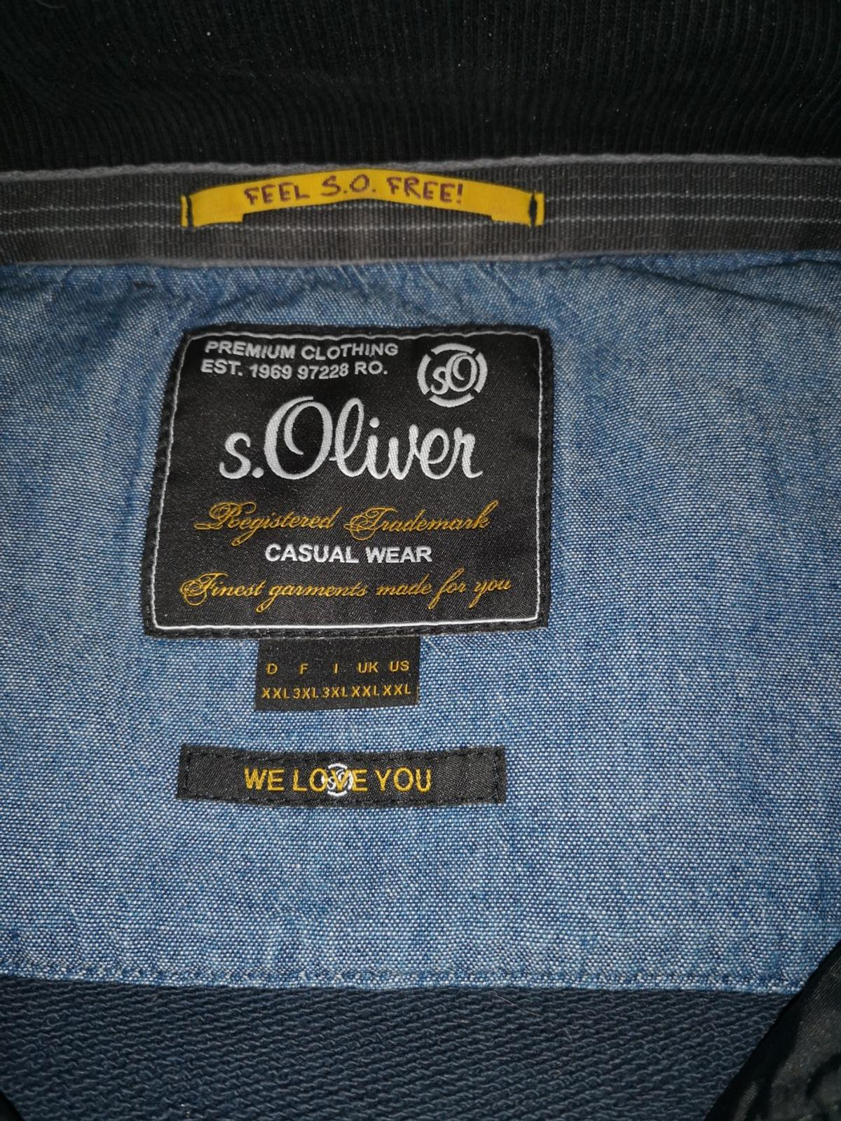 outlet on sale official supplier biggest discount S. Oliver Sweatshirt xxl
