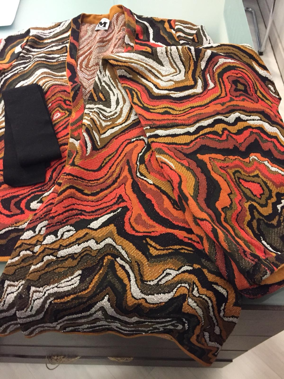 release date: 727b9 938b0 Tailleur Missoni Lurex originale nuovo in 21013 Gallarate ...