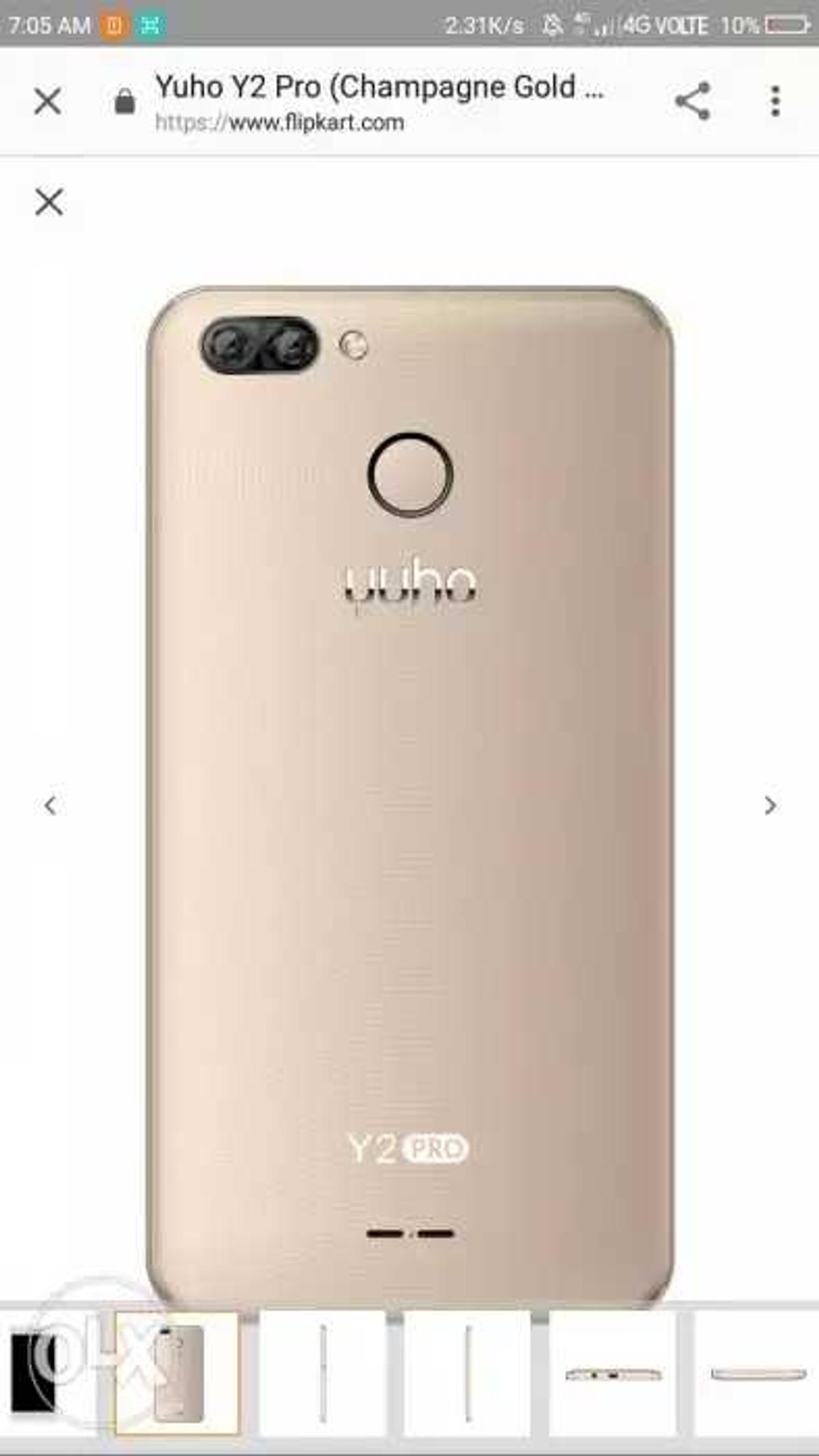mobile yuho in for ₹4,500 00 for sale - Shpock