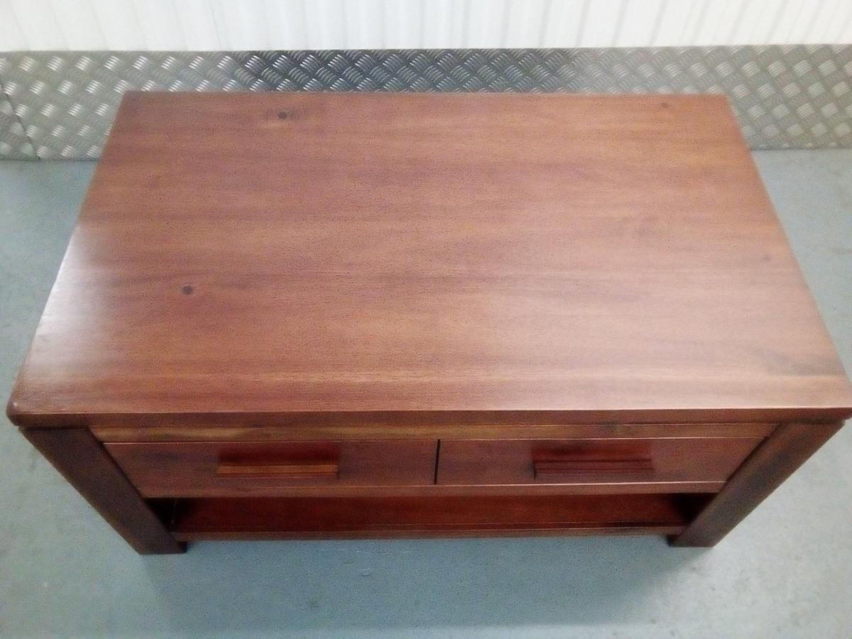 Dunelm Mango Wood One Drawer Coffee Table In De23 Derby For
