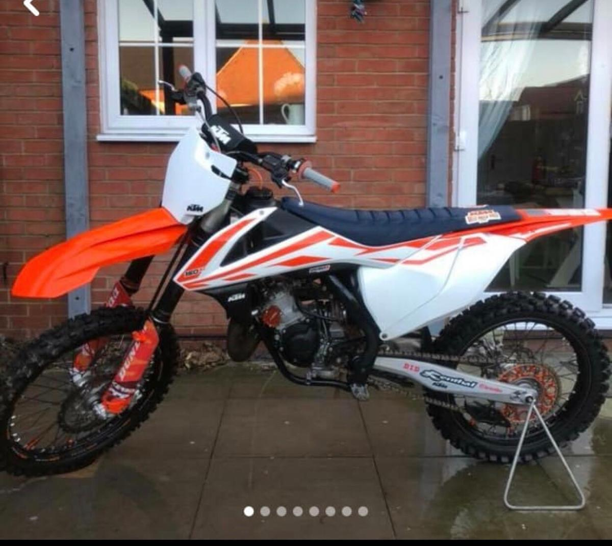 Ktm 150 sx 2017 in DY5 Dudley for £3,500 00 for sale - Shpock