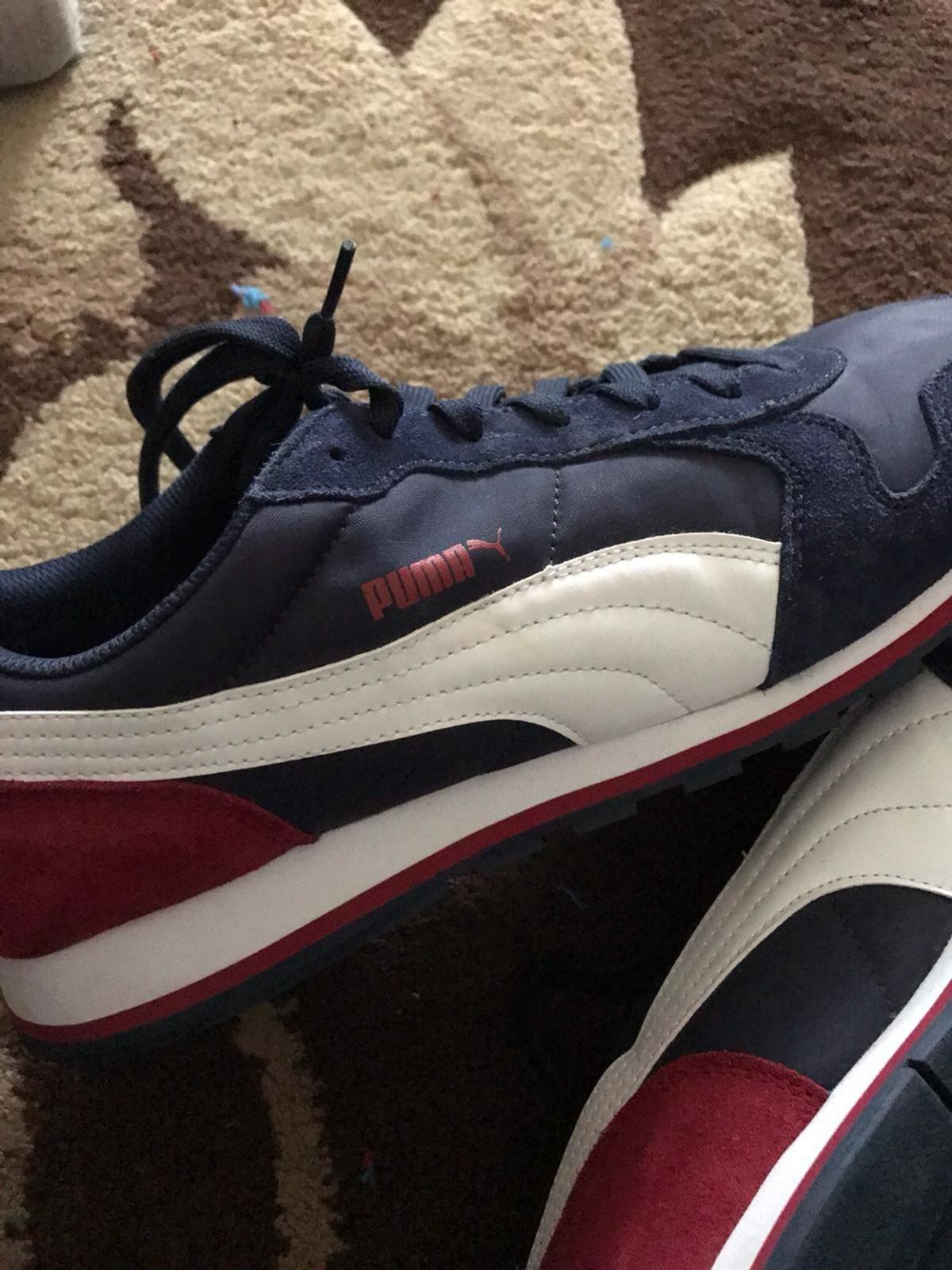 low priced a7bd7 a438a Size 10 Puma trainers