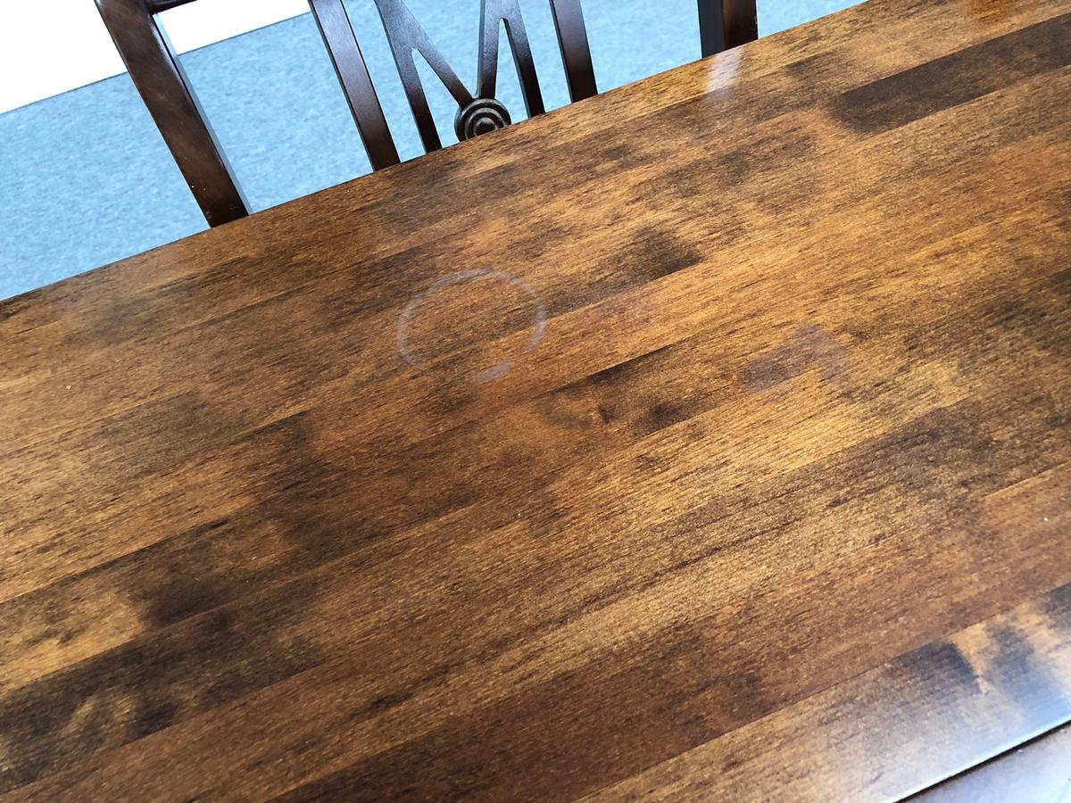 Solid Rosewood Dining Table And Chairs In Mendip Fur 90 00 Zum Verkauf Shpock De