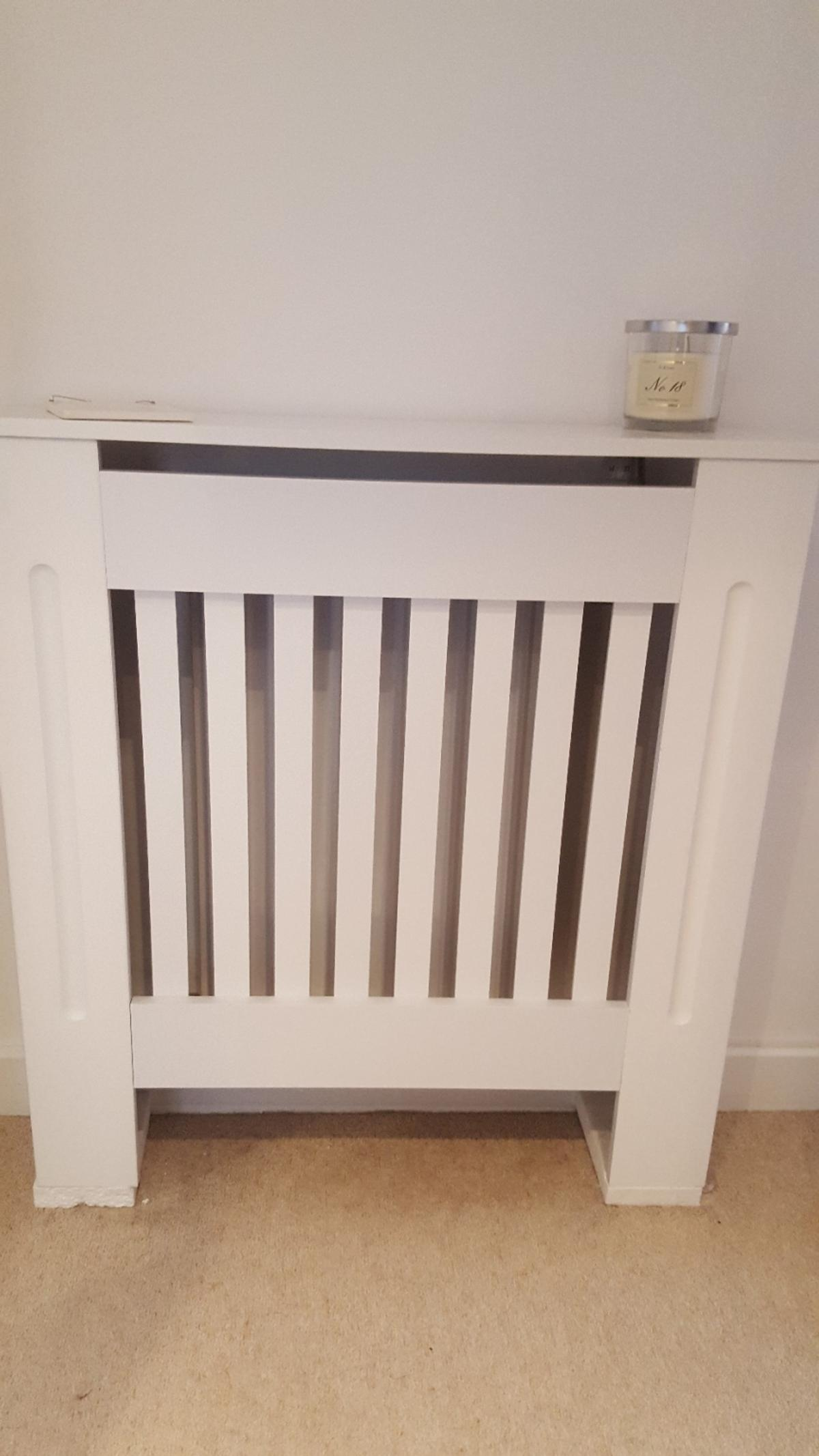 Small White Radiator Cover Like New In Ss14 Basildon For 30 00 For Sale Shpock
