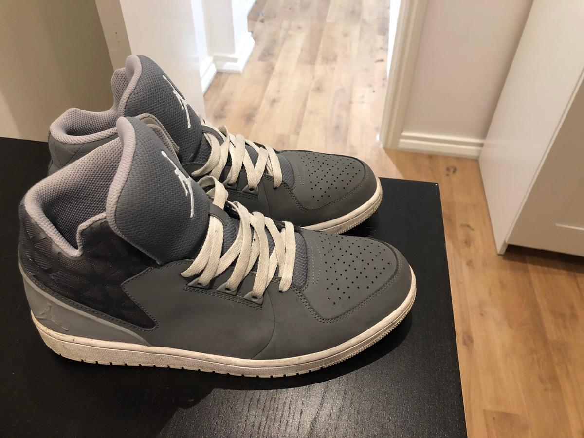 8704b4efe30e Air Jordan 1 Flight 3 Cool Grey UK11 in W2 Westminster für £ 20