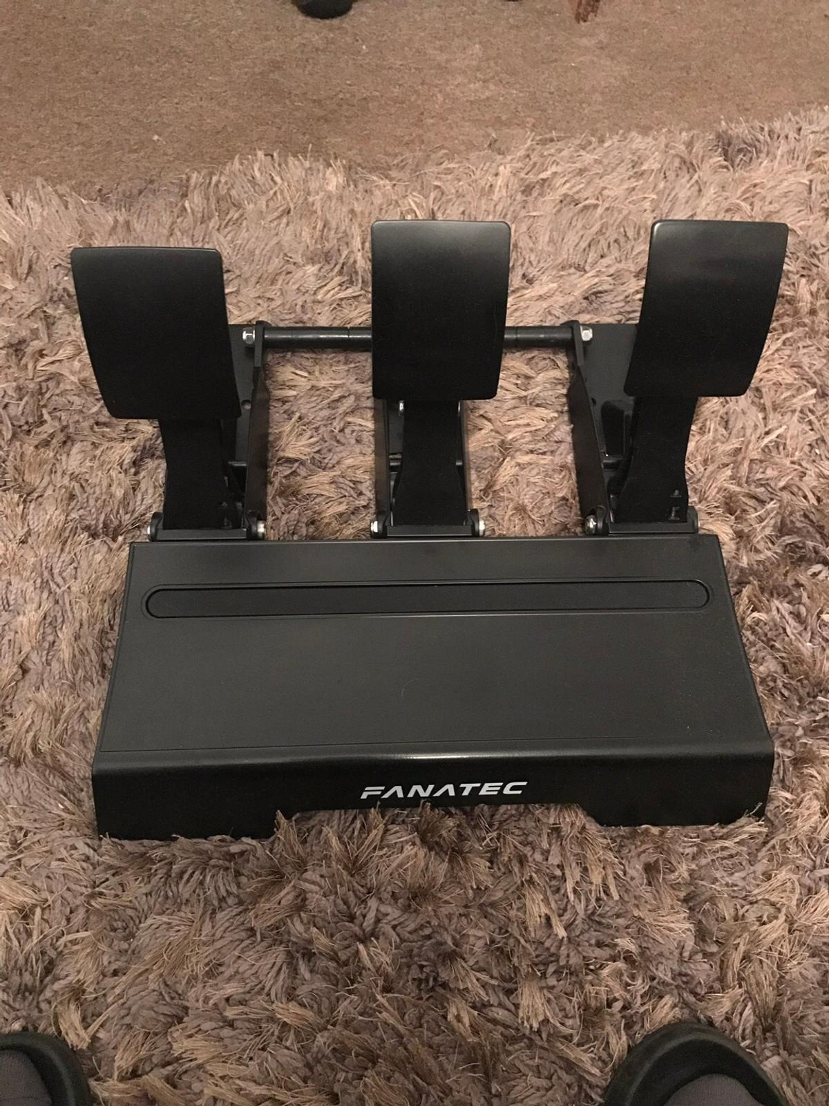 FANATEC CSL ELITE LOAD CELL BRAKE PEDALS