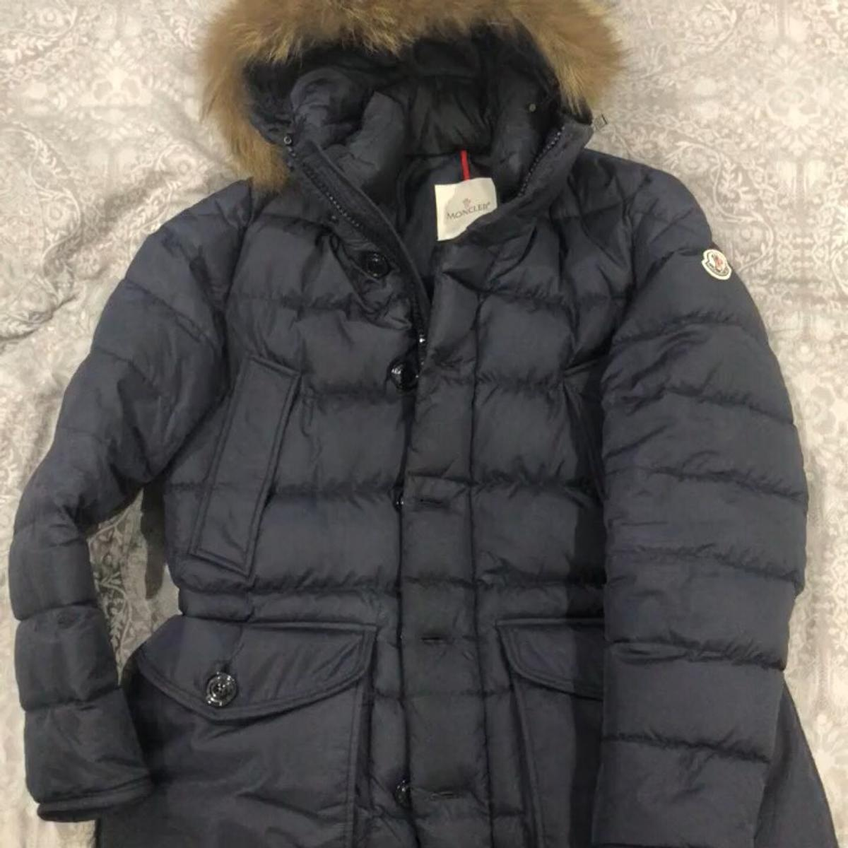 25c3344be Moncler Cluny Size 3 Navy in B18 Birmingham for £1,050.00 for sale ...