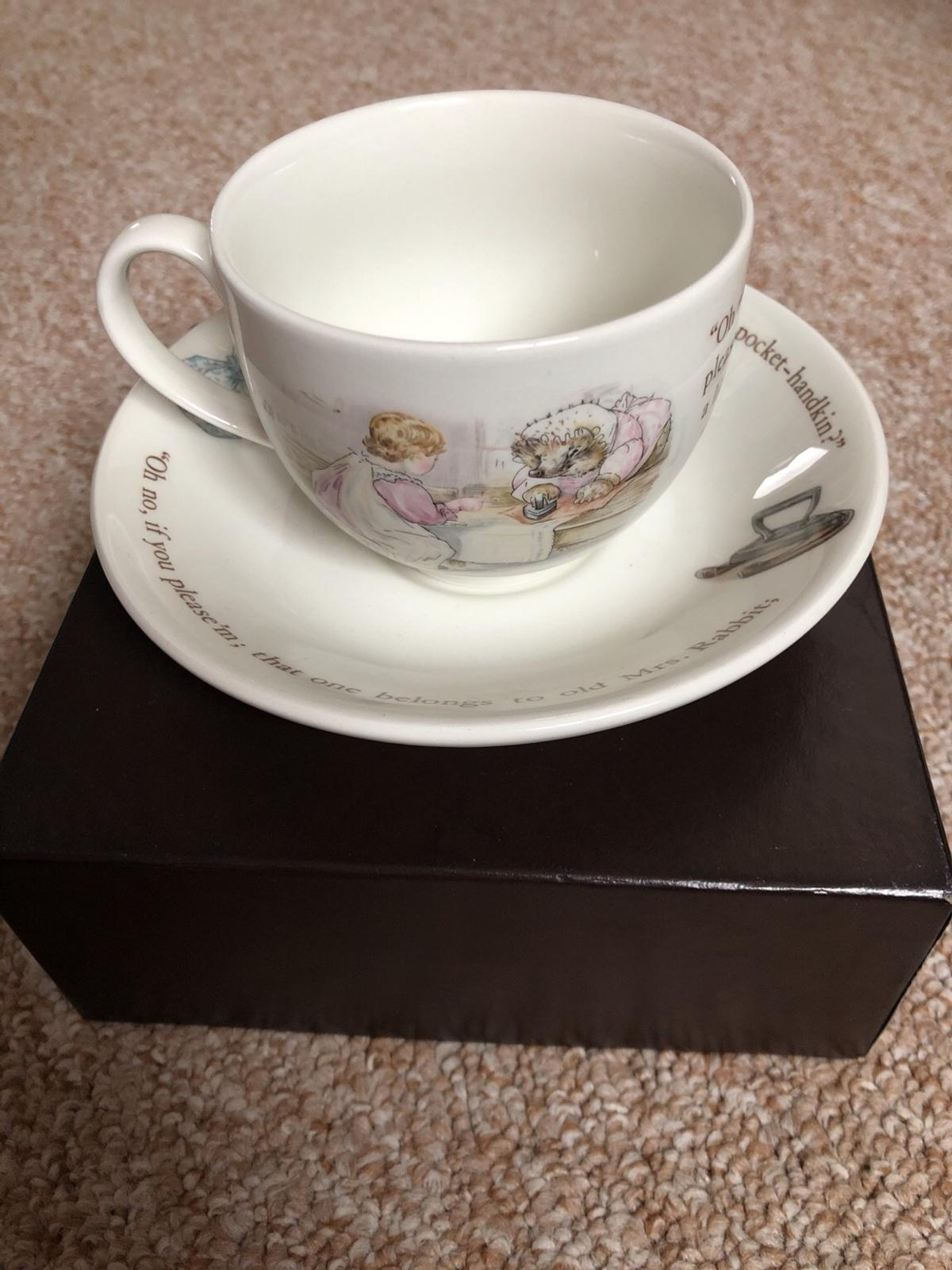 Wedgwood Cup Saucer