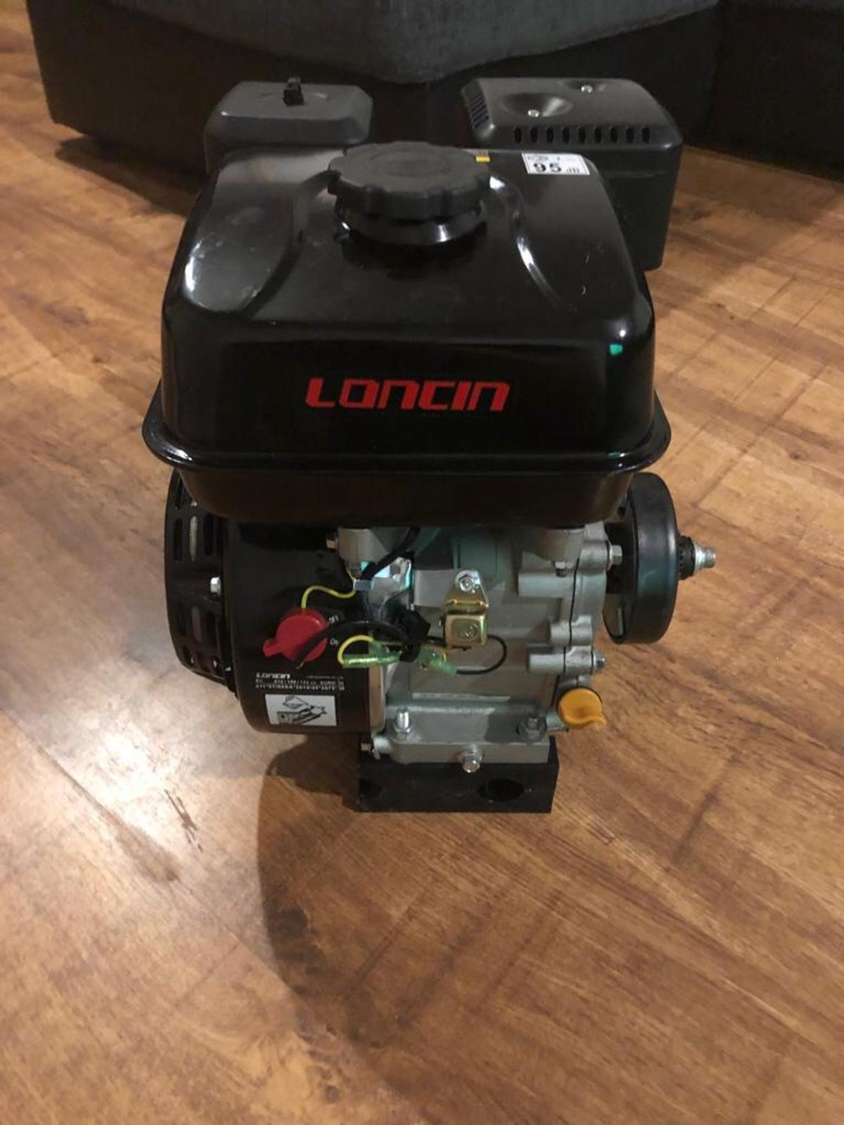 LONCIN G200F 6 5HP ENGIN in LS14 Leeds for £180 00 for sale